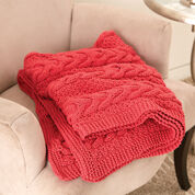 Go to Product: Bernat Cable Ready Blanket in color