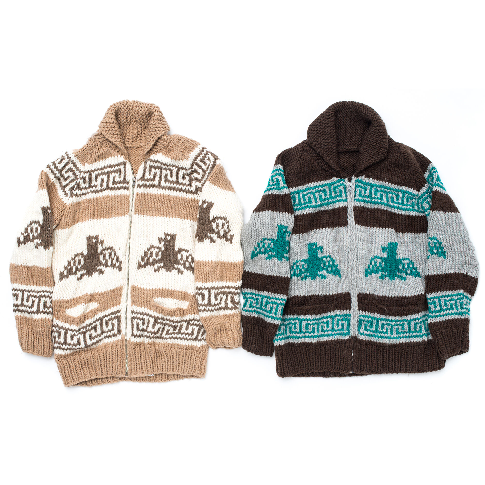 Bernat I'm the Dude Jacket, M | Yarnspirations