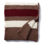 Bernat Hibernate Crochet Blanket