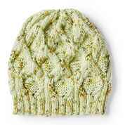 Go to Product: Caron Medallion Knit Hat in color
