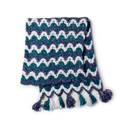 Go to Product: Bernat Ogee Stitch Afghan in color
