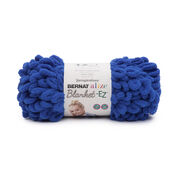 Go to Product: Bernat Alize Blanket-EZ Yarn in color Bright Blue