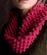 Go to Product: Red Heart Ridge Cowl in color