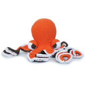 Lily Sugar'n Cream Octavia the Octopus, Orange