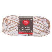 Go to Product: Red Heart Scrubby Smoothie Yarn, Oatmeal in color Oatmeal