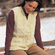Women Vest Knit Patterns | Download Free Patterns | Yarnspirations