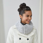 Red Heart One-Bawl Loopy Cowl