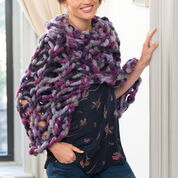 Go to Product: Red Heart Quick to Warm Poncho in color