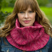 Go to Product: Red Heart Garter Stitch Cowl in color