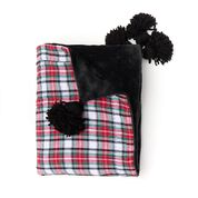 Go to Product: Coats & Clark Cuddle Plaid Throw in color
