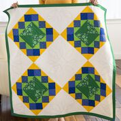 Coats & Clark Modern Traditional Quilt