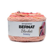 Go to Product: Bernat Blanket Breezy Yarn in color Bed of Roses