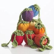 Go to Product: Bernat Fruit Cozies, Blueberry in color