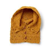 Sugar Bush Savvy Crochet Snoodle