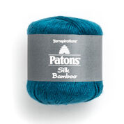Go to Product: Patons Silk Bamboo Yarn in color Sapphire