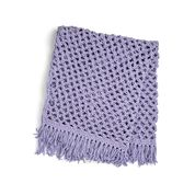 Go to Product: Bernat Love Knot Crochet Blanket Sparkle in color