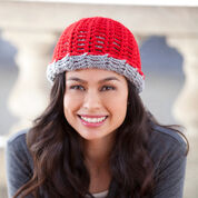 Go to Product: Red Heart Reversing the Beanie in color