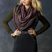 Go to Product: Red Heart Knit Lafayette Shawl in color