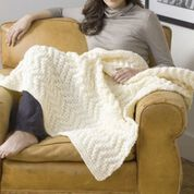 Go to Product: Red Heart Quick Knit Blanket in color