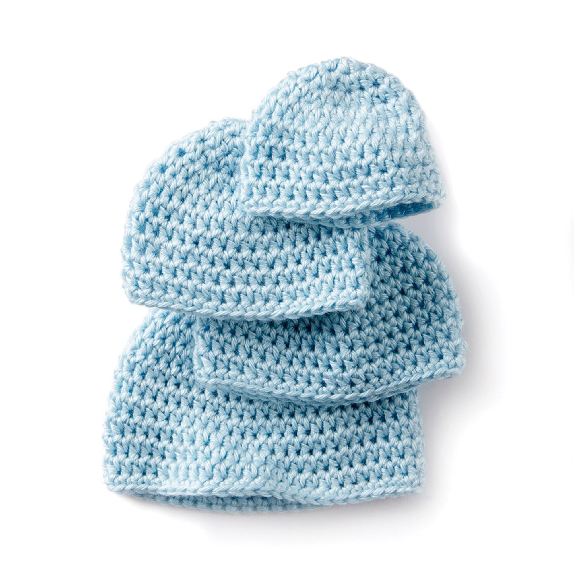 How To Crochet A Hat For A Premature Baby