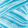 Bernat Handicrafter Cotton Ombres Yarn (340G/12 OZ), Swimming Pool in color Swimming Pool Thumbnail Main Image 2}