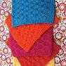 Lily Sugar'n Cream Honeycomb Check Dishcloth in color  Thumbnail Main Image 2}