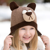 Go to Product: Red Heart Bashful Bear Hat in color