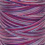 Coats & Clark Cotton Machine Quilting Multicolor Thread 1200 yds, Americana in color Americana