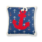 Go to Product: Coats & Clark Sailing Away Outdoor Pillow in color