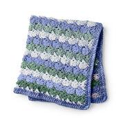 Bernat Tippy Toes Crochet Blanket