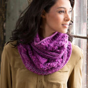 Go to Product: Red Heart Adore This Lacy Cowl in color