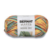 Go to Product: Bernat Maker Home Dec Yarn in color Sunset Sea Varg
