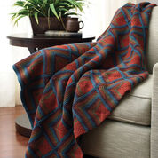Go to Product: Bernat Mitered Squares Afghan in color