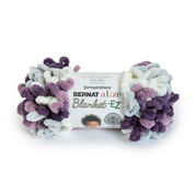 Go to Product: Bernat Alize Blanket-EZ Yarn, Thistle in color Thistle