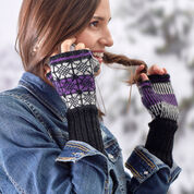 Go to Product: Red Heart Nordic Pop Mitts in color