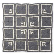 Go to Product: Bernat Deco Squares Knit Blanket in color