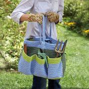 Lily Sugar'n Cream Garden Tote Bag