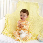 Go to Product: Bernat Lace Border Blanket in color