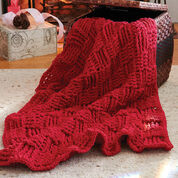 Go to Product: Bernat Basketweave Afghan in color
