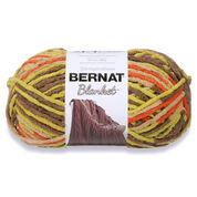 Bernat Blanket Yarn (300g/10.5 oz), Sunflowers