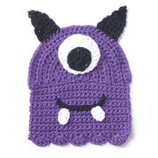 Lily Sugar'n Cream Scary Gary Crochet Dishcloth
