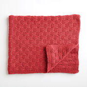 Go to Product: Bernat Parquet Knit Blanket in color