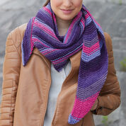 Go to Product: Bernat Triangle Shawl in color