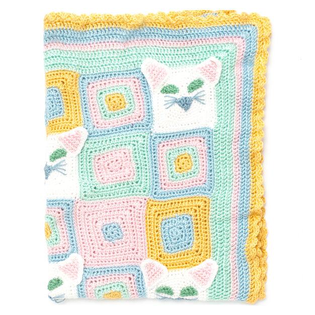 Caron Kitty Blanket