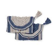 Caron x Pantone Crochet Clutch
