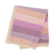 Go to Product: Caron Mini Moss Stitch Crochet Baby Blanket in color