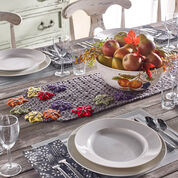 Go to Product: Red Heart Fall Table Runner in color