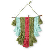 Go to Product: Red Heart Tassel Wall Art in color