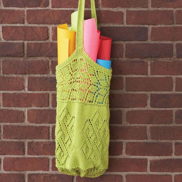 Lily Sugar'n Cream Lacy Market Bag in color