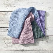 Go to Product: Stitch Club Keeping It Simple Garter Knit Scarf + Tutorial in color